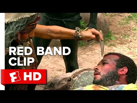The Green Inferno Red Band CLIP - Punishment (2015) - Lorenza Izzo Horror Movie HD