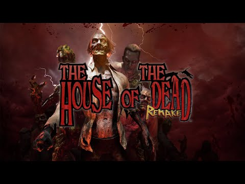 THE HOUSE OF THE DEAD: Remake || Nintendo Switch Trailer