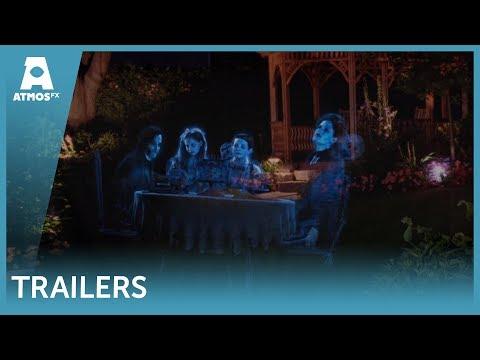 AtmosFX Macabre Manor Digital Decoration Trailer