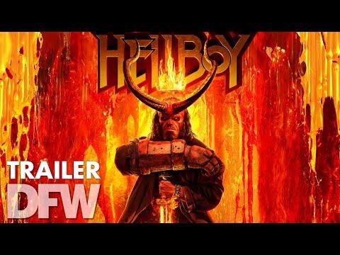 Hellboy R-rated trailer | Nu overal verkrijgbaar