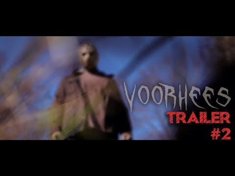 """""""VOORHEES"""" (2019): Trailer #2 - A FRIDAY THE 13TH (FAN-FILM)"""