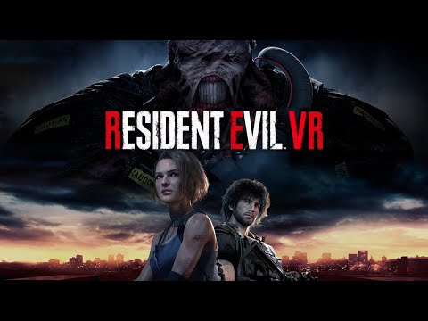 Upcoming Resident Evil 2R & 3R VR Mod by praydog (full motion controls!)