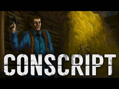 CONSCRIPT - Reveal Trailer