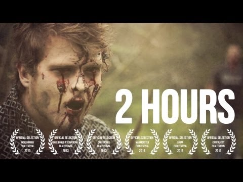 2 HOURS ― Award Winning Zombie Short Film