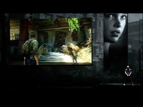 Naughty Dog TV: The Last of Us: E3 2012