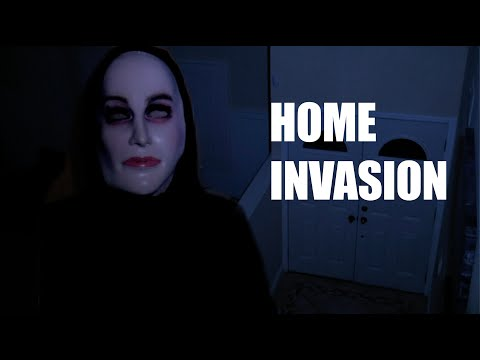 Home Invasion (2020) | Horror Short Film