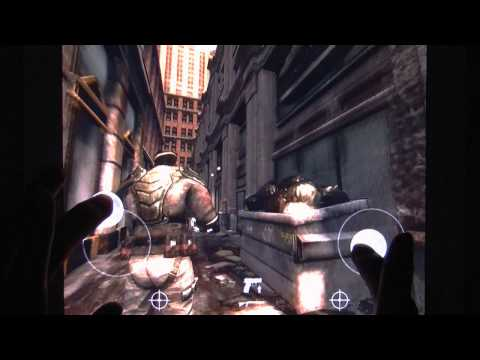 Afterlife iPad 2 Graphical Tech Demo (Unreal Engine 3)