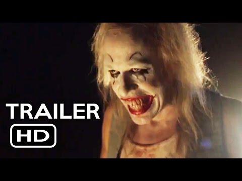 ClownTown Official Trailer #2 (2016) Horror Movie HD