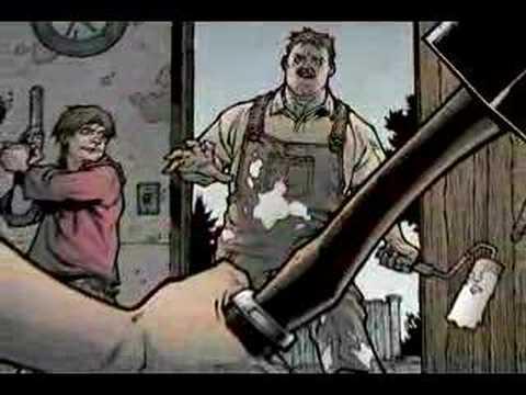 LOCKE & KEY comic book trailer from IDW