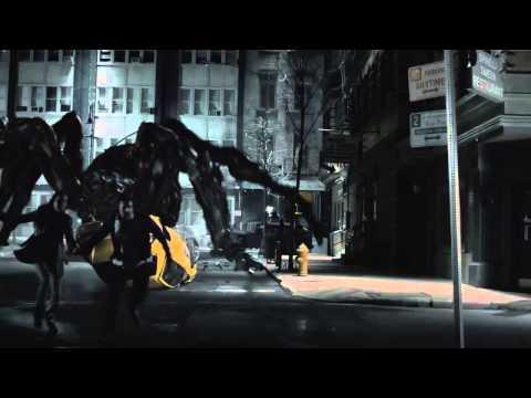 """Spiders 3D- """"Taxi Flip"""" Clip"""