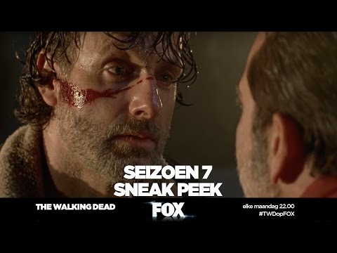 THE WALKING DEAD | SNEAK PEEK SEIZOEN 7 | FOX