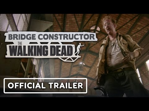 Bridge Constructor: The Walking Dead - Official Reveal Trailer | gamescom 2020
