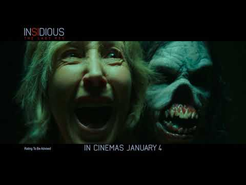 INSIDIOUS: THE LAST KEY - Childhood Fears - In Theatres 4 Jan 2018