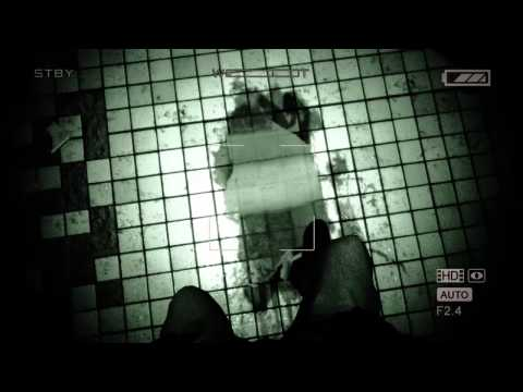 Trailer survivalhorrorgame Outlast