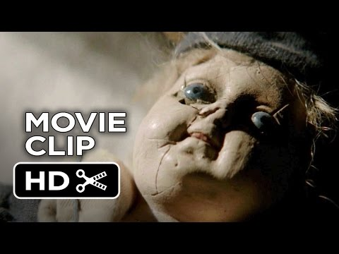The Woman in Black 2 Angel of Death Movie CLIP - Trick You (2015) - Tom Harper Horror Movie HD