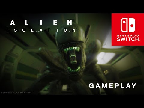 Alien: Isolation for Nintendo Switch – Gameplay and Content revealed