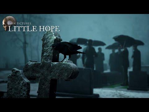The Dark Pictures: Little Hope - Secrets & Premonitions Trailer - PS4/XB1/PC