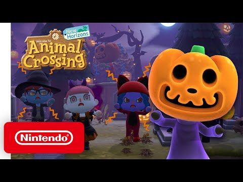 Animal Crossing: New Horizons Fall Update - Nintendo Switch
