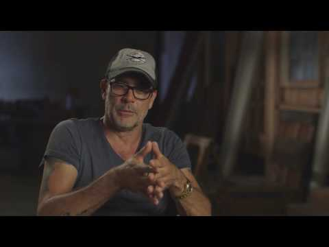 The Walking Dead - Jeffrey Dean Morgan on Negan