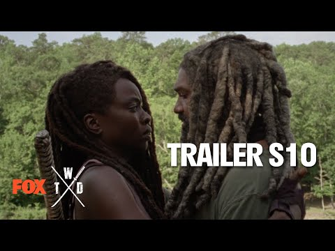 THE WALKING DEAD | Official Trailer S10 | FOX
