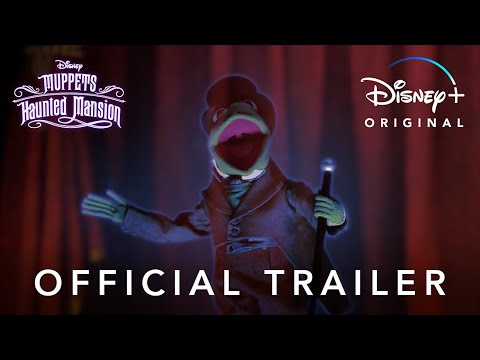 Muppets Haunted Mansion   Official Trailer   Disney+