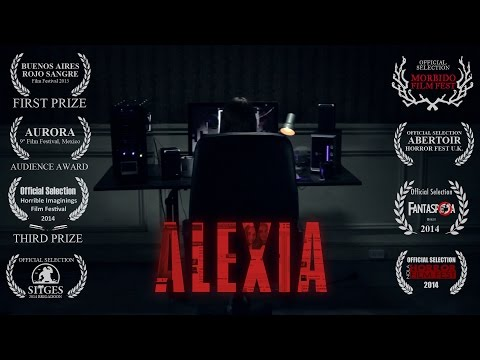 Alexia - Scary horror short film