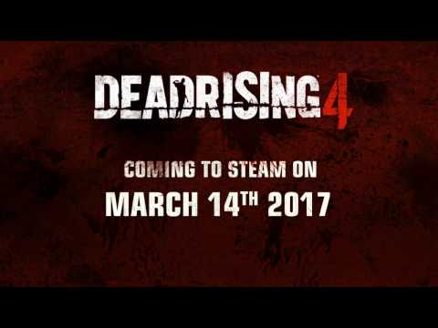 Dead Rising 4 Steam Trailer