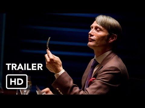 Hannibal (NBC) Series Premiere Trailer