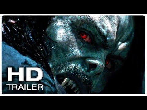 MORBIUS Trailer #1 Official (NEW 2022) Vampire Superhero Movie HD