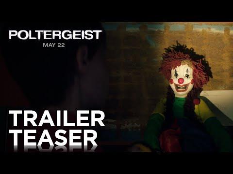 Poltergeist | Trailer Teaser [HD] | 20th Century FOX