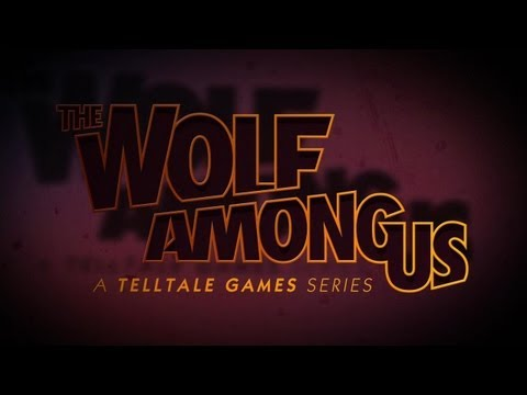 The Wolf Among Us – Season Premiere Teaser Trailer