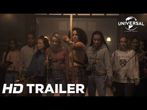 Black Christmas – Officiële Trailer [Universal Pictures]