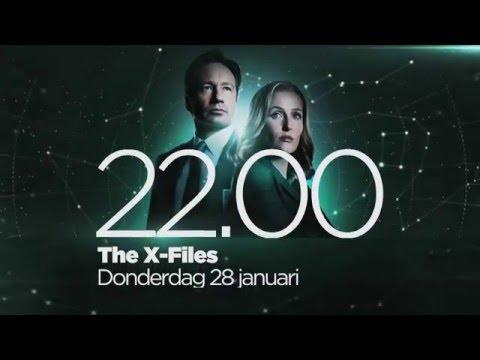 THE X-FILES | VANAF JANUARI OP FOX