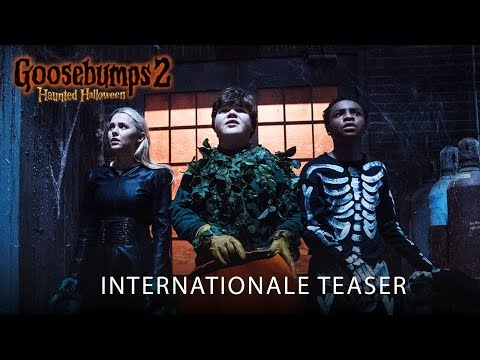 Goosebumps 2: Haunted Halloween | internationale HD trailer - UPInl