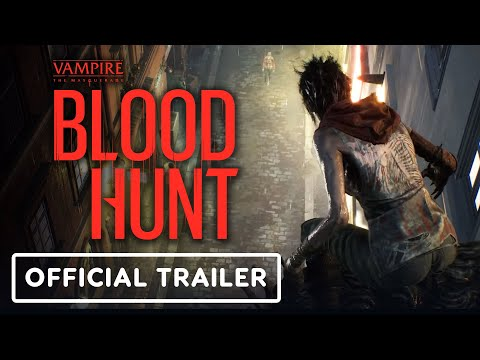 Vampire: The Masquerade - Blood Hunt - Official Gameplay Trailer | PlayStation Showcase 2021