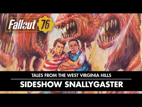 Fallout 76 Tales from the West Virginia Hills - The Sideshow Snallygaster PEGI