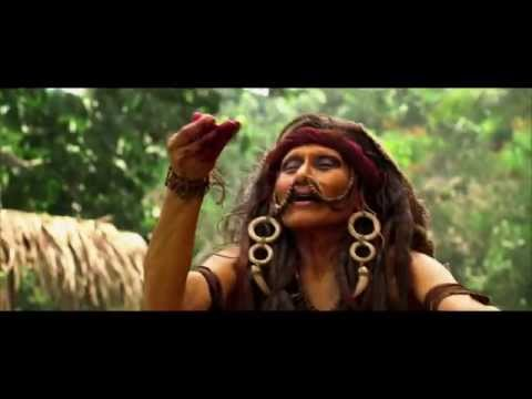 """THE GREEN INFERNO - """"Punishment"""" RED BAND Clip"""