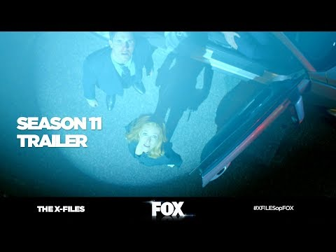 THE X-Files | New Season 2018 Comic Con Trailer | FOX