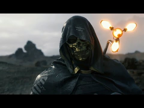Death Stranding by Hideo Kojima – New Trailer and New Character Played by Troy Baker (PS4)