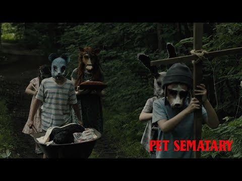 Pet Sematary | HD trailer - UPInl