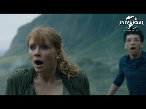 Jurassic World: Fallen Kingdom | Teaser RUN