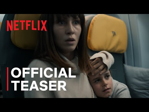 Blood Red Sky | Official Teaser | Netflix