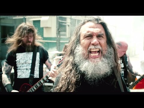SLAYER - Repentless (OFFICIAL MUSIC VIDEO)