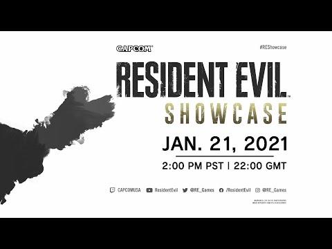 Resident Evil Showcase - January 2021   Teaser