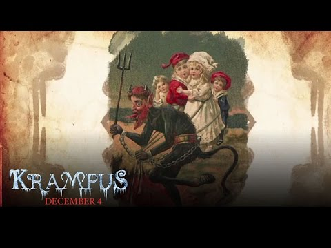"Krampus - ""Legend of Krampus"" Featurette (HD)"