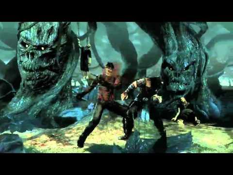 Mortal Kombat Freddy Krueger DLC Trailer