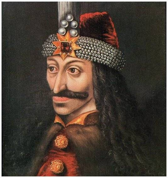 Vlad Tepes - Vlad the Impaler