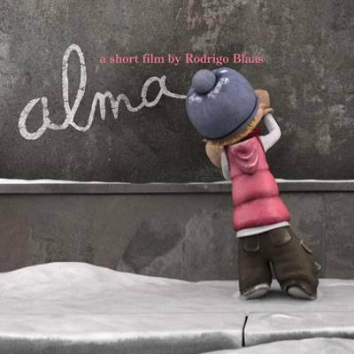 Alma - korte animatie film