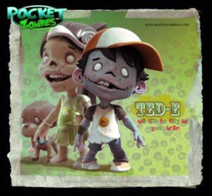 pocket zombies Ted-E