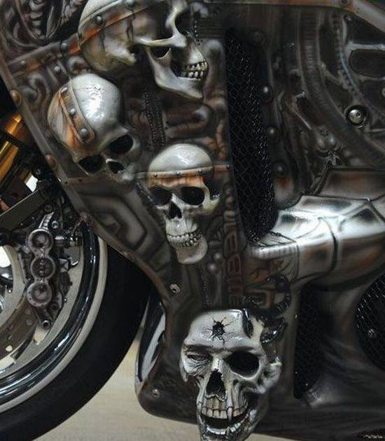 predator bike - motor